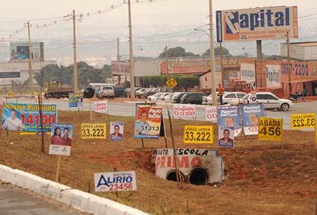 Abstimmungsdschungel - Foto: Elza Fiuza/Agencia Brasil
