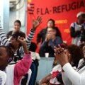 Rio 2016: Brasilien feiert seine bei der Olympiade angetretenen Flüchtlinge