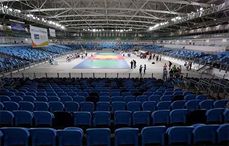 Arena Carioca 1 - Foto: Beth Santos/PCRJ