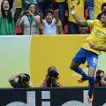 Rio 2016: Brasilien gewinnt gegen Kolumbien und steht im Halbfinale