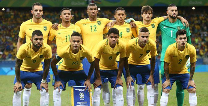 Brasilien - Honduras - Foto: Lucas Figueiredoc/MoWa Press
