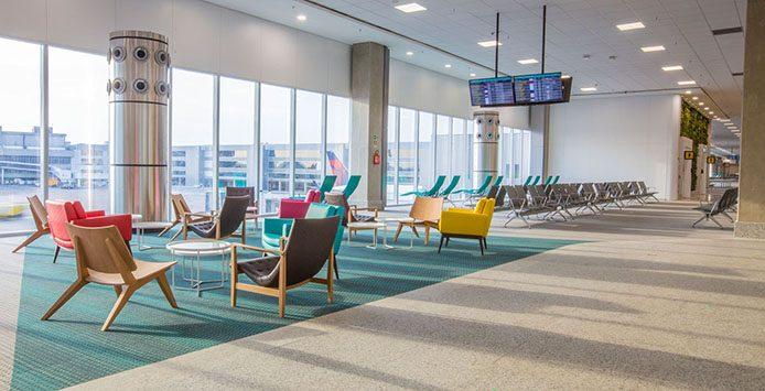 Flughafen RIOgaleão (Tom Jobim) - Foto: RIOgaleão