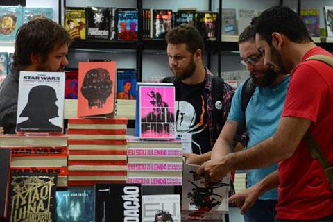Internationale Buchmesse - Foto: Rovena Rosa/Agência Brasil