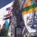 Rio 2016: Olympiade-Graffiti bricht mit 2.500 Liter Farbe und 3.000 Sprühdosen Rekord