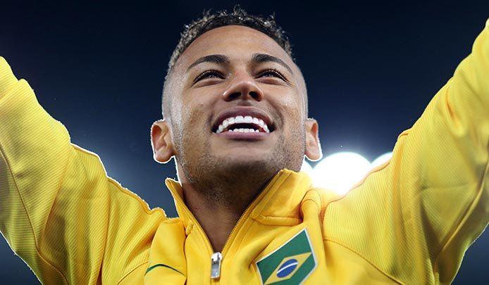 Neymar - Mann des Spiels - Foto: Roberto Castro/ Brasil2016