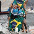 Rio 2016: Frauen holen erstes Seglergold