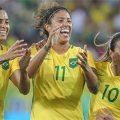 Rio 2016: Frauenfußball – Brasilianischer Sturm über Schweden endet mit 5:1