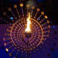 """Rio 2016: """"Spirale des Lebens"""" zieht täglich tausende Neugierige an"""