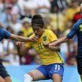 Rio 2016: Frauenfußball: Kein Gold aber Herzen erobert