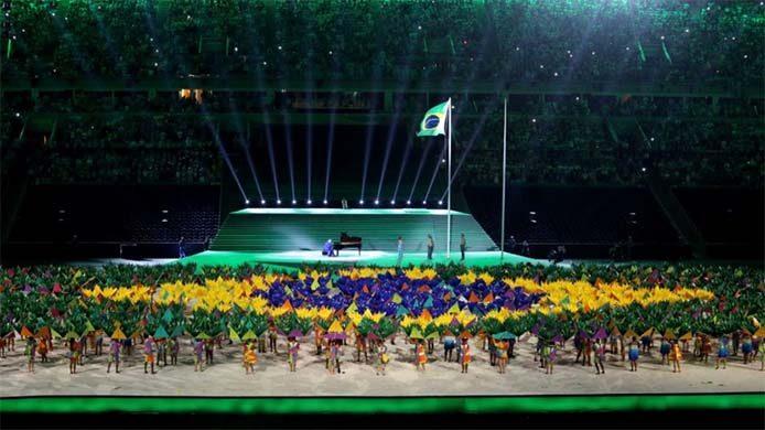 Eröffnungszermonie Paralympics Rio 2016 - Foto: Beth Santos/PCRJ