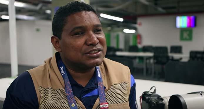 João Maia Paralympischer Fotograf - Foto Handout Video
