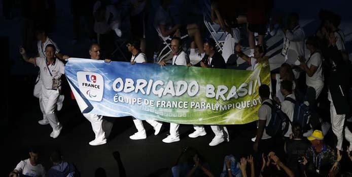 Abschlusszermonie im Maracanã - Foto: Fernando Frazão/Agência Brasil