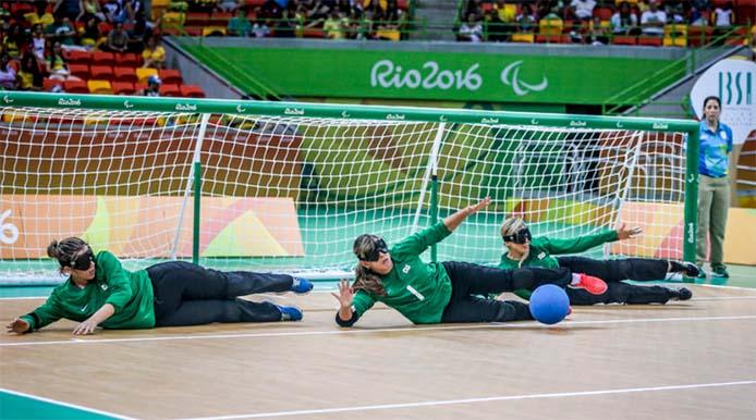 Sitz-Volley-Ball - Foto: Ministério do Esporte