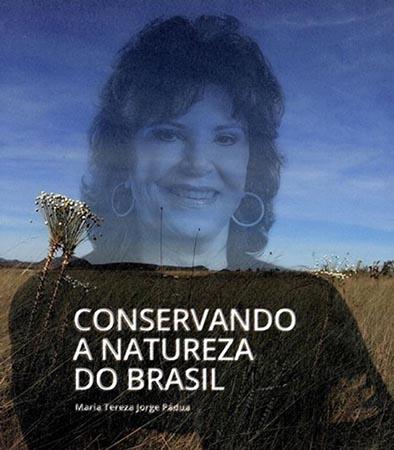 Handout Buchumschlag Conservando a Natureza do Brasil