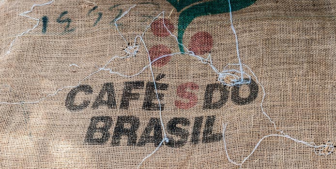 Cafe do Brasil - Foto: sabiá brasilinfo