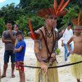 Puyanawa-Indios wollen mit Hilfe ihrer Musik heiliges Land kaufen