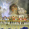 Zweite Nacht der Karnevalsparaden 2017 São Paulo