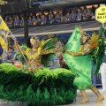 1. Nacht der Karnevalsparaden 2017 in Rio de Janeiro