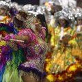 Auftakt der Karnevalsparaden 2017 in São Paulo