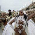 2. Nacht der Karnevalsparaden 2017 in Rio de Janeiro
