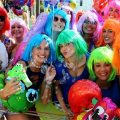 Rio de Janeiro: Tausende feiern Vorkarneval