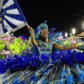 Rio de Janeiro: Fitnesstraining im Samba-Rhythmus