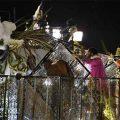 Unfälle mit Verletzten markieren auch zweite Paradenacht Rio de Janeiros