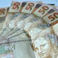 Pro-Kopf-Einkommen der Brasilianer auf 1.226 Reais gestiegen