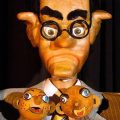 Curitiba unter Magie des Puppentheaters