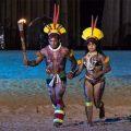 Buch hebt Bedeutung der ersten Indigenen Weltspiele in Brasilien hervor