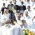 Brasilianer feiern 300-jähriges Fundjubiläum der Marienfigur von Aparecida