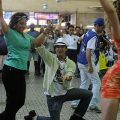 Brasilien feiert seinen Samba