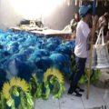 São Paulo: Brand zerstört Kostüme für Sambaparaden