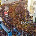 Salvador da Bahia: Straßenfasching zieht Massen an