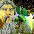 São Paulo: Zweite Sambanacht wartet mit einzigartigen Spektakeln auf