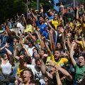 Fußball-WM 2018: Zuversicht der Brasilianer auf Hexa wächst