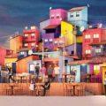 Rock in Rio 2019 kreiert Bühne der Favelas