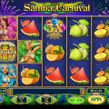 TOP 3 Spielautomaten mit dem Brasilianischen Karneval