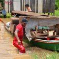 Dürren und Überschwemmungen geiseln 40 Millionen Brasilianer