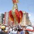 Karneval in Recife: Galo da Madrugada ehrt Frauen
