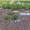Vor-Karneval zieht Millionen auf die Straßen brasilianischer Städte