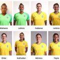 Das Frauen-WM-Team Brasiliens