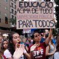 """Massendemos gegen Kürzungen an Universitäten – Bolsonaro: """"nützliche Idioten"""""""