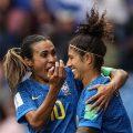 Marta und Co. rücken Frauenfußball ins Bewusstsein der Brasilianer