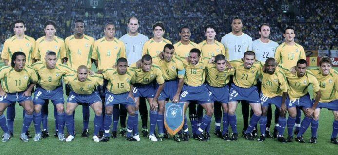 Brasilianische Nationalmannschaft 2002