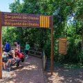 Foz do Iguaçu - Eingang Argentinische Seite - Foto: sabiá brasilinfo