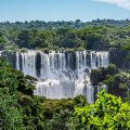 Foz do Iguaçu - Einblick Wasserfälle - Foto: sabiá brasilinfo