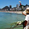 Salvador de Bahia begrüßt Neujahr mit Schiffsprozession
