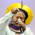 Indigene Brasiliens stellen sich in Manifest gegen Ausbeutung ihrer Territorien