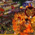 Rio de Janeiro: Zweite Paradennacht 2020 bringt unter anderem herausragende Persönlichkeiten und die Wege der Menschheit wird aufgezeigt
